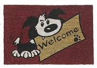 Welcome dog 414